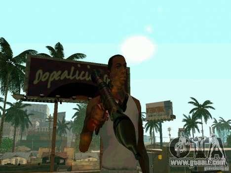 RPG of BF2 for GTA San Andreas third screenshot