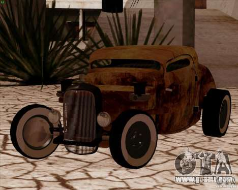 Ford Rat Rod for GTA San Andreas