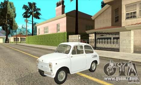 ZAZ-965 for GTA San Andreas