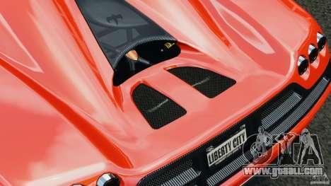 Koenigsegg CCX 2006 v1.0 [EPM][RIV] for GTA 4 engine