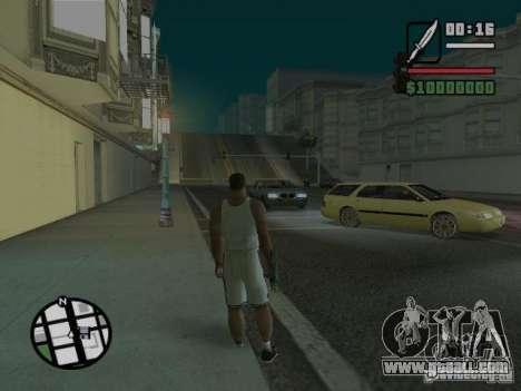 Dream for GTA San Andreas fifth screenshot