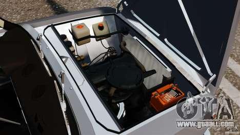 Vaz-2101 Stock for GTA 4 side view