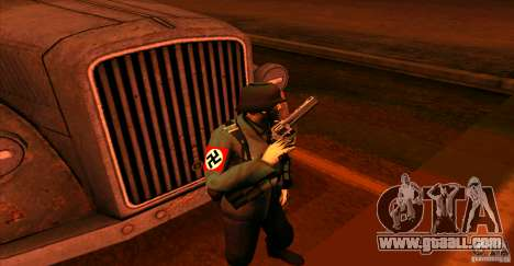 Soldiers Of The Wehrmacht for GTA San Andreas forth screenshot