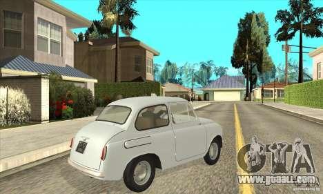 ZAZ-965 for GTA San Andreas right view