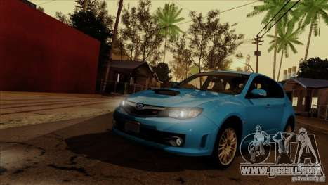 SA Beautiful Realistic Graphics 1.4 for GTA San Andreas