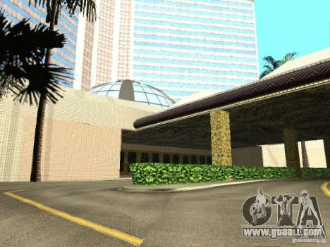 New textures for casino Pirates in Mens for GTA San Andreas second screenshot