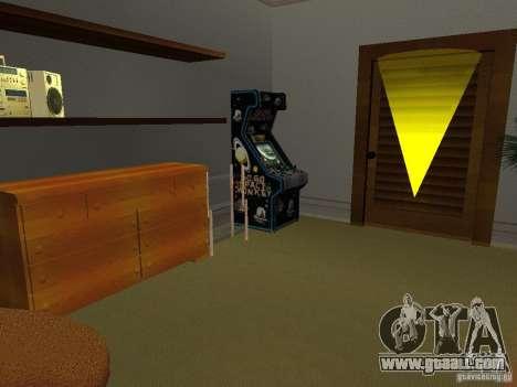 New wardrobe for GTA San Andreas forth screenshot