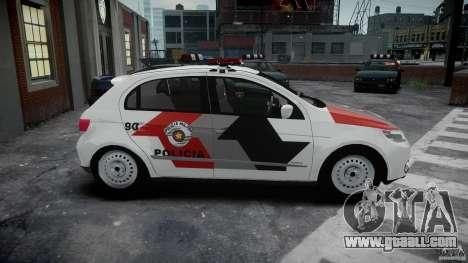 Volkswagen Gol G5 PMSP [ELS] for GTA 4 inner view