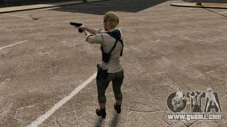 Sherry Birkin for GTA 4 fifth screenshot
