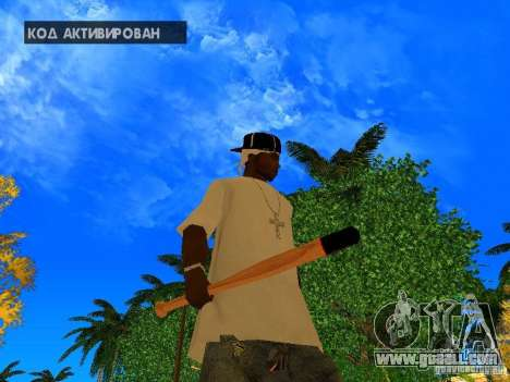 New Weapon Pack for GTA San Andreas eleventh screenshot