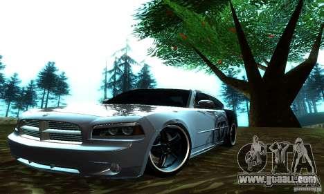 Dodge Charger SRT8 Mopar for GTA San Andreas