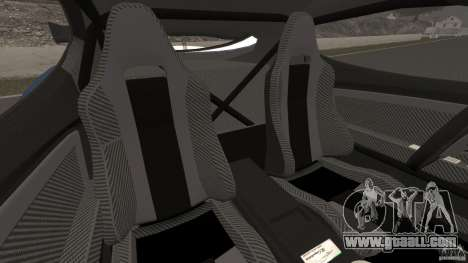 Alfa Romeo 8C Competizione Body Kit 1 for GTA 4 inner view