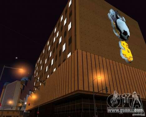 Real New Vegas v1 for GTA San Andreas sixth screenshot
