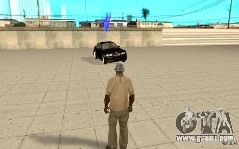 007 car for GTA San Andreas third screenshot