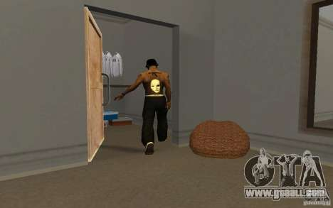 Hollywood Undead Tatoo for GTA San Andreas second screenshot