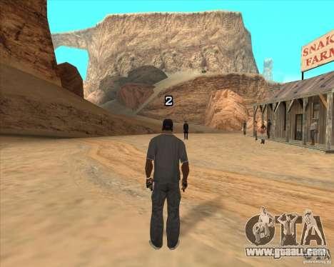 Cowboy duel for GTA San Andreas forth screenshot
