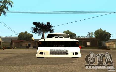 IZH 27151 for GTA San Andreas right view