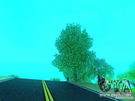 New Color Mod for GTA San Andreas fifth screenshot