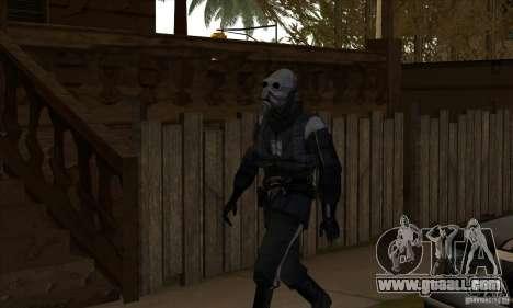 Alien for GTA San Andreas second screenshot