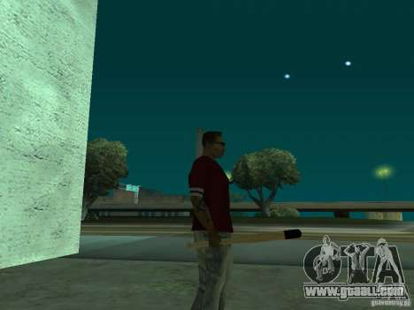 Bit HD for GTA San Andreas forth screenshot