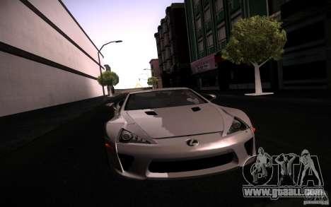 SA Illusion-S V1.0 SAMP Edition for GTA San Andreas fifth screenshot
