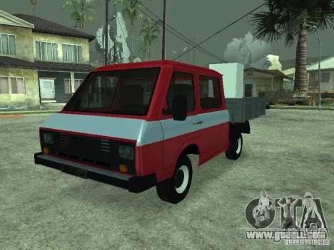 RAPH 3311 Pickup for GTA San Andreas inner view