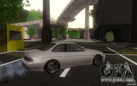 Lexus SC300 for GTA San Andreas right view