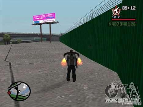 A new airport in San Fierro for GTA San Andreas third screenshot