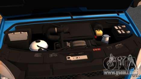 Mercedes-Benz Sprinter 3500 Car Transporter for GTA 4 back view