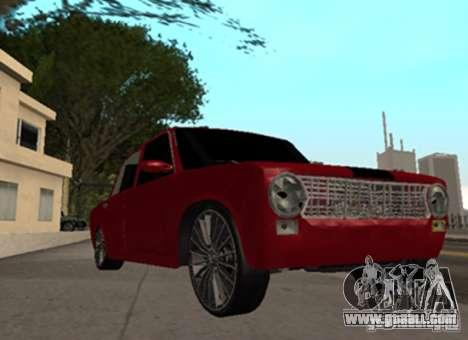 VAZ 2101 Drag for GTA San Andreas