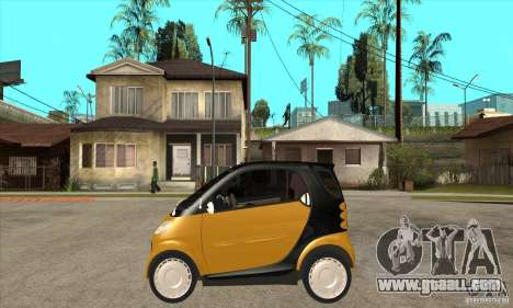 Smart for GTA San Andreas left view
