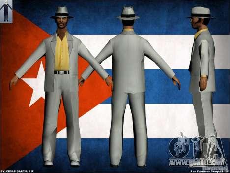 La Cosa Nostra mod for GTA San Andreas