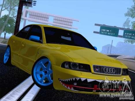 Audi S4 DatShark 2000 for GTA San Andreas