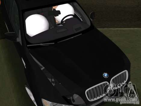 BMW X6M for GTA Vice City side view