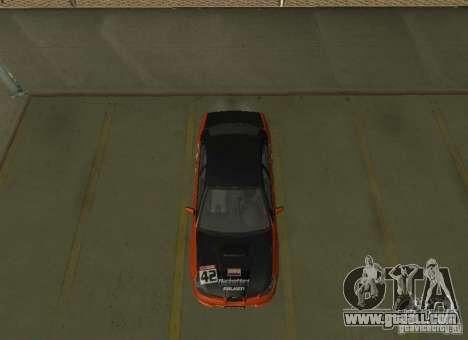 Subaru Impreza WRX STI-Street Racing for GTA San Andreas