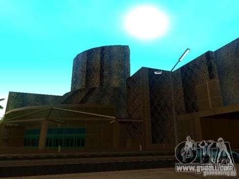 New building in Los Santos for GTA San Andreas third screenshot