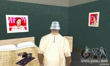 Comedy Club Mod for GTA San Andreas