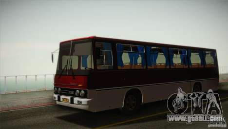 IKARUS 255.01 for GTA San Andreas right view