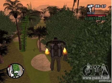 Project Oblivion 2007 for GTA San Andreas forth screenshot