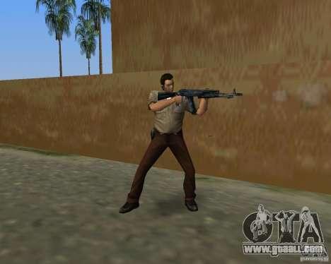 Pak weapons of S.T.A.L.K.E.R. for GTA Vice City ninth screenshot