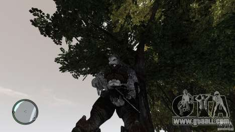 Gears Of War Grunt v1.0 for GTA 4 forth screenshot