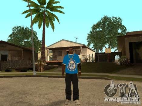 Mike Zenith for GTA San Andreas second screenshot