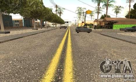 Grove Street 2012 V1.0 for GTA San Andreas third screenshot