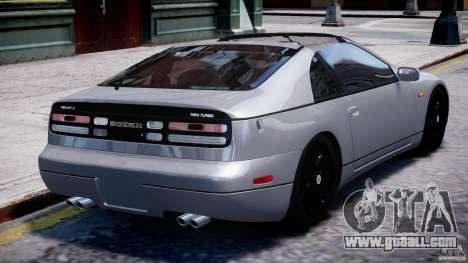Nissan 300 ZX 1994 v1.0 for GTA 4 engine