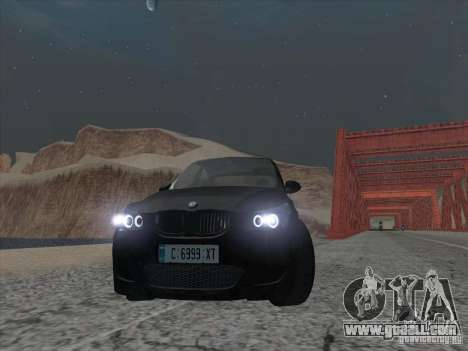 Beautiful clouds and more for GTA San Andreas seventh screenshot