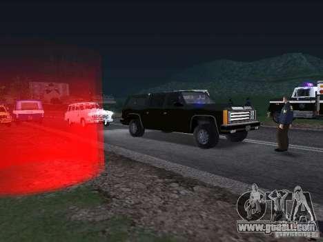 Police Post for GTA San Andreas