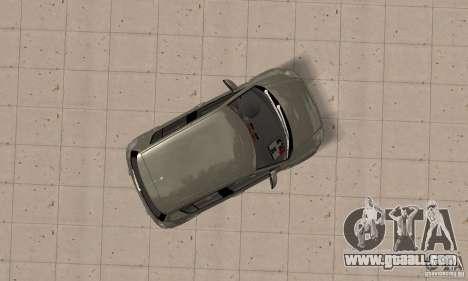 Suzuki Swift Tuning for GTA San Andreas right view