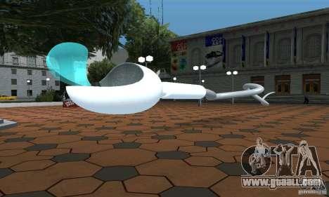 Sperm for GTA San Andreas