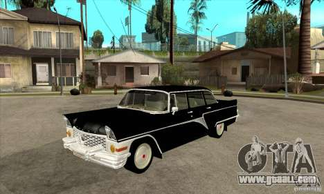 GAZ 13 Chaika v2.0 for GTA San Andreas