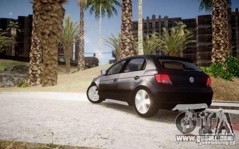 Volkswagen Gol Rallye 2012 for GTA 4 left view